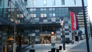 ibis wien hauptbahnhof hotel eingang